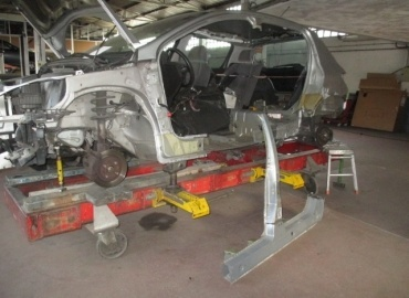 Restauración vehículos nuevos